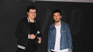 Bodrum Türk Filmleri Haftası'nda İbrahim Büyükak ve Oğuzhan Koç'tan kahkahalı söyleşi