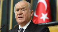 MHP Lideri Devlet Bahçeli'den Alaattin Çakıcı açıklaması