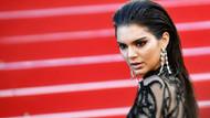 Kendall Jenner'ın çıplak fotoğrafları internete sızdırıldı