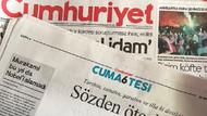 Cumhuriyet Cumartesi'nin yayınına son verildi