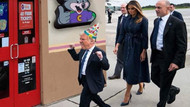 Mizahşörler Donald Trump'ın 11 Eylul fotoğrafını iyi değerlendirdi