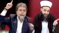 Cübbeli Ahmet'ten Ahmet Hakan'a:  Öptüklerinden Nişantaşı'na kadar tapınaklar dizilirdi!