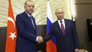 Soçi'deki Erdoğan Putin görüşmesi başladı
