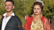 Şırnak'taki düğünde geline 1 kilo altın damada 230 bin lira takıldı