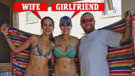 Karısı ve sevgilisiyle aynı evde üçlü ilişki yaşayan adam olay oldu