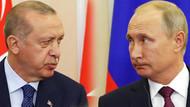Erdoğan ile Putin'den ortak açıklama: Suriye Ordusu ve muhalifler arasında silahsız bölge