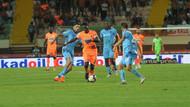 Trabzonspor Alanya'da kaybetti