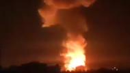 Son dakika: Suriye'de peş peşe patlamalar!