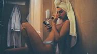 Kendall Jenner'dan çıplak paylaşım!