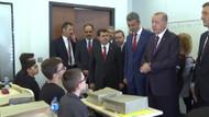 Lise öğrencileri istedi, Erdoğan hemen talimat verdi