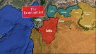 The Economist: Türkiye 1930'larda Hatay'ı Suriye'den ayırdı, şimdi sıra İdlib'de