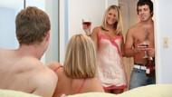 Evli swinger çiftin eş değiştirme partisi itirafları olay oldu