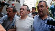 CHP'nin iddiası: Papaz Brunson 12 Ekim'de tahliye..