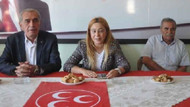 MHP'li Esin Kara: 30 yakın ilde ittifak olacak