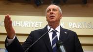 Muharrem İnce İstanbul adaylığı tartışmalarına nokta koydu