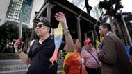 Venezuelalılar çıldırdı: Nusret'in Miami şubesinde protesto