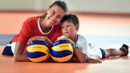 Rus voleybolcu Svetlana'nın Türkiye ve şampiyonluk aşkı