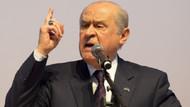 Devlet Bahçeli: İstanbul'dan aday çıkartmayacağız