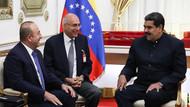 Çavuşoğlu Maduro görüşmesine Diriliş Ertuğrul damgası