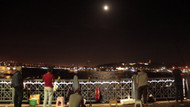 Dolunay en çok İstanbul'a yakışıyor: Müthiş manzaralar