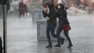 Meteoroloji'den Marmara, Ege ve İç Anadolu için flaş uyarı!