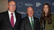 Turgay Ciner ve eşi Didem Ciner Küresel Bloomberg toplantısında