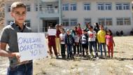 Yüksekova'da yeni yapılan ortaokula bu yıl da öğretmen atanmadı