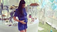 Aslıhan Doğan Turan'ın baby showerdaki stili göz kamaştırdı