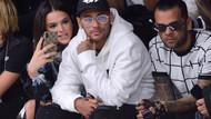 Neymar ve sevgilisi Bruna Marquezine Off-White defilesine katıldı