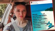 Bursa'da vahşice katledilen kadının son mesajı yürek burktu