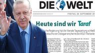 Die Welt'ten Erdoğan'ın Almanya ziyaretine özel manşet: Biz Taraf'ız