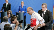 Erdoğan Merkel basın toplantısından atılmıştı! Kimliği belli oldu
