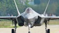 ABD krizinin merkezindeki F-35 ilk kez düştü