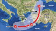 Yunanistan ve Türkiye'ye fırtına uyarısı: Zorba harekete geçti