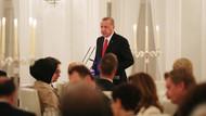 Erdoğan'dan Almanya'ya Can Dündar tepkisi: Muhabbet sofrasında konuşulmaz..