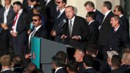 Erdoğan Köln'de cami açtı: Mesut Özil'e yapılanları hazmedemedim
