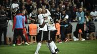 Beşiktaş 2-0 Kayserispor Wagner Love siftah yaptı