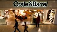 ABD'li dev mobilya perakendecisi Crate and Barrel mağazaları kapattı, Türkiye'den çıktı