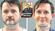 511 Milyon Dolarlık vurgun: Kingston kardeşler Türkiye'ye kaçarken yakalandı