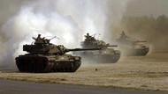 M-60 tankları İdlib göçünü durdurmak için Suriye sınırına gidiyor