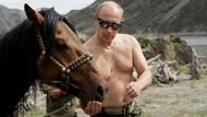 Rus televizyonundan Putin belgeseli: Ayılar Putin'i görünce ne yapacağını..
