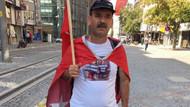 Oğlu cezaevinde olan baba af için Ankara'ya yürüyor