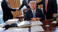 Ahlaksız Trump... NYT'deki imzasız yazı Beyaz Saray'ı karıştırdı!