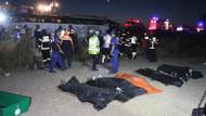 Aksaray'da katliam gibi kaza: 1'i çocuk 6 kişi hayatını kaybetti, 44 yaralı