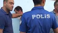 Polis 12 yaşındaki çocuğu taciz etmek isteyen sapığı mahallelinin elinden zor aldı