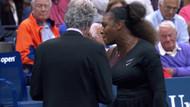 Serena Williams finalde çıldırdı: Hırsızsın!