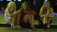 İngiltere'de yeni yıla giren gençler eğlencenin dozunu kaçırdı