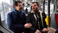 Ekrem İmamoğlu: Metrobüsle ilgili özel bir sürprizimiz olacak