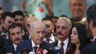 Devlet Bahçeli: Sırf Beşiktaşlı olduğum için vermediler
