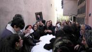 Ukrayna'da öldürülen Buket Yıldız, gelinlikle son yolculuğuna uğurlandı